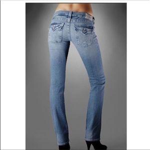 True Religion Jeans - NWOT Women's True Religion Straight Leg Sz 26 Jean